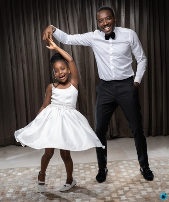 Bovi and his daughter, celebrate their birthday with new lovely photos